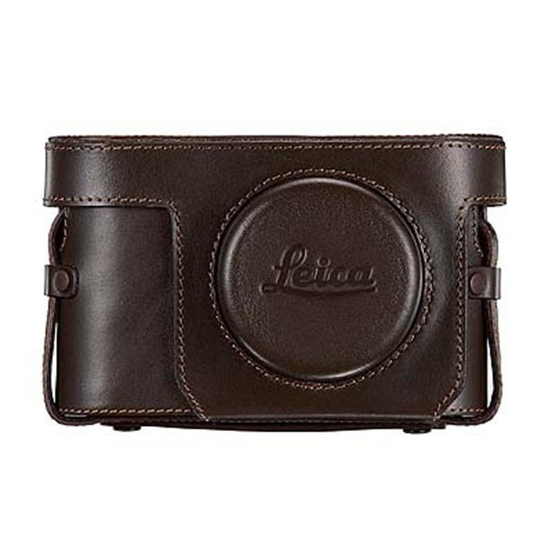 Leica Leather Ever Ready Case - Brown (X2) Image 1