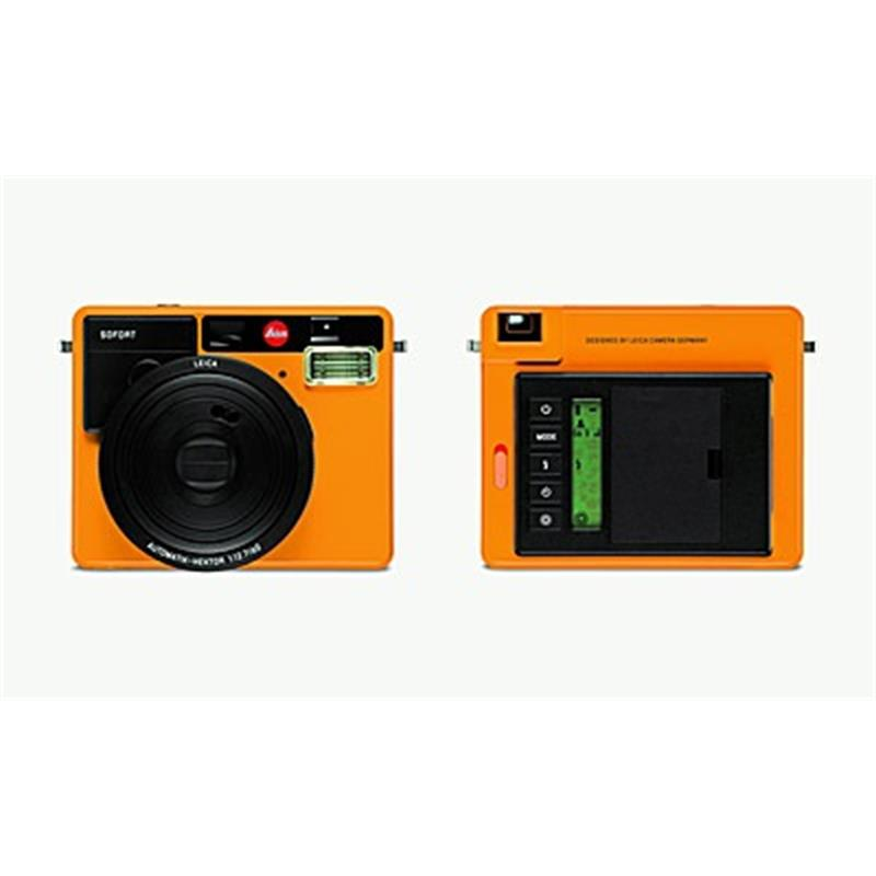 Leica Sofort - Orange Image 1