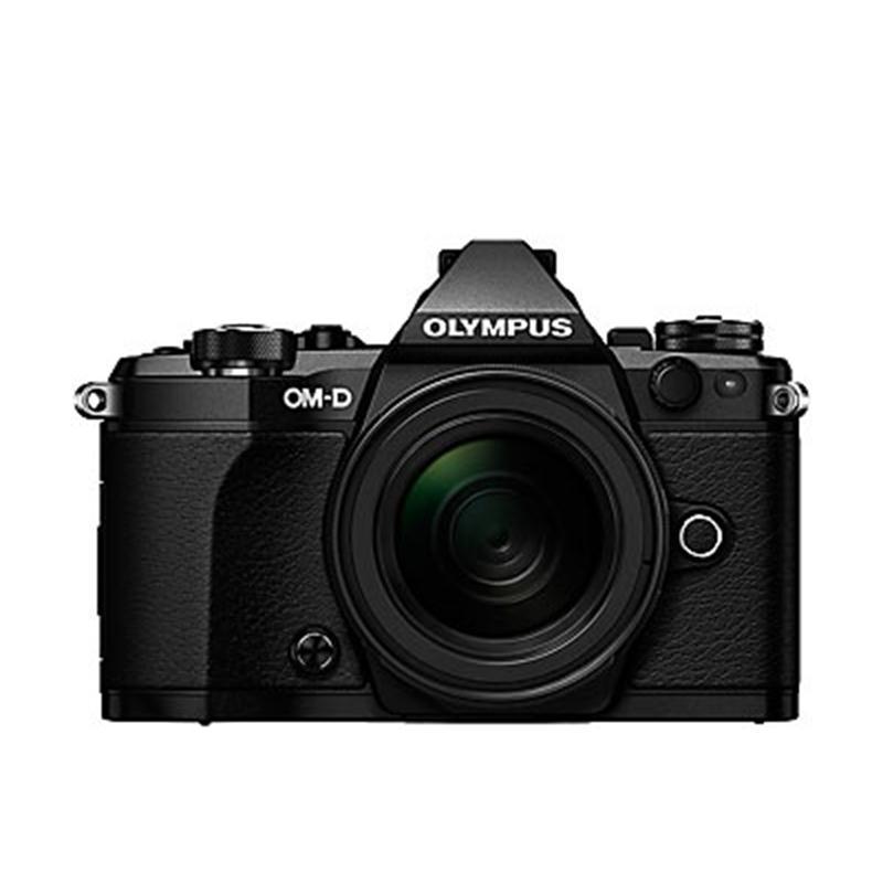 Olympus OM-D E-M5 II Body Only - Black Thumbnail Image 0