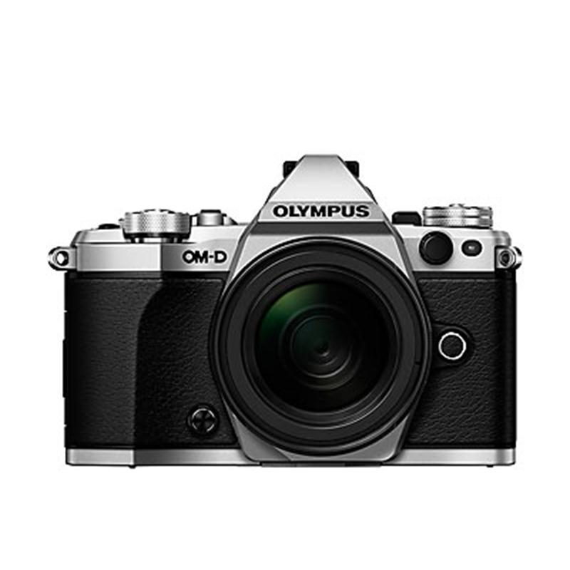 Olympus OM-D E-M5 II Body Only - Silver Image 1