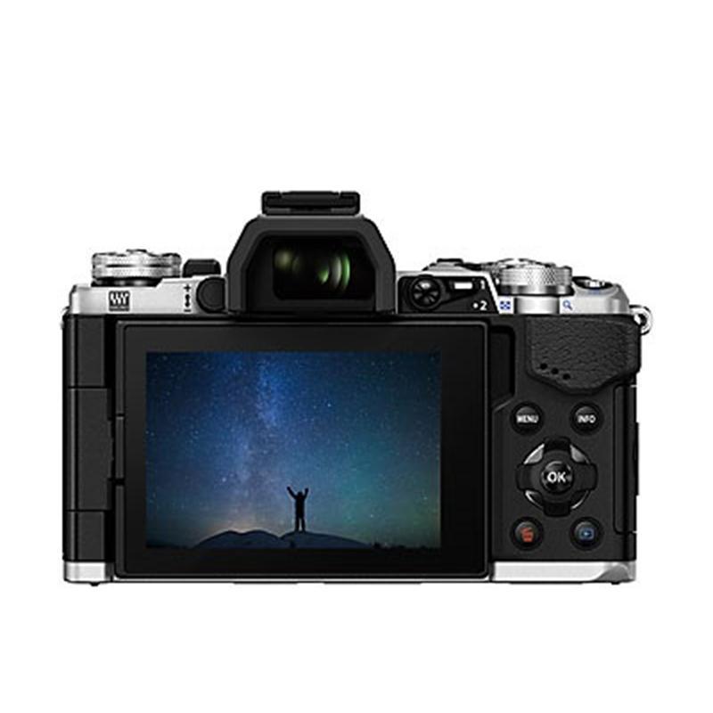 Olympus OM-D E-M5 II Body Only - Black Thumbnail Image 1
