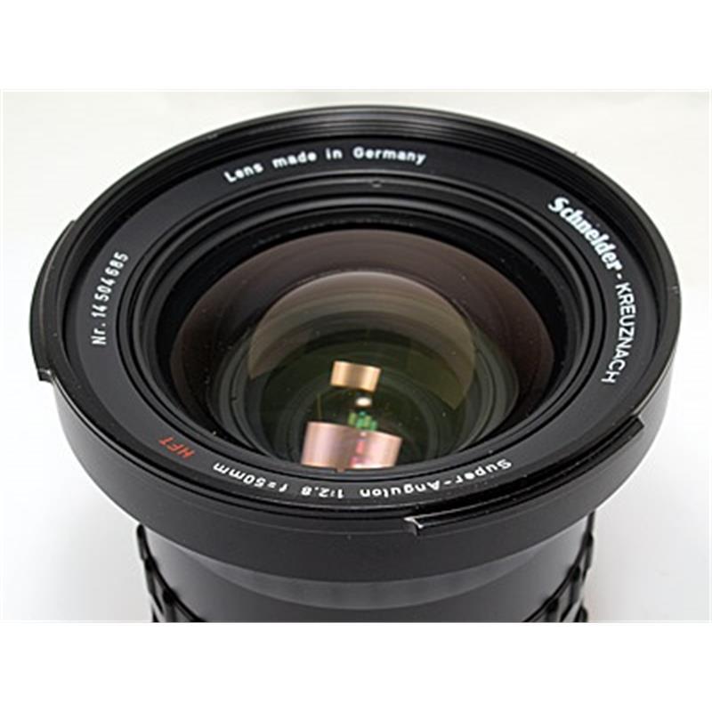 Rollei 50mm F2.8 PQS Schneider  Thumbnail Image 1