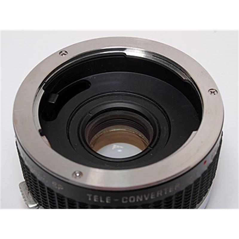Tamron 2x SP Converter - Olympus OM Thumbnail Image 0