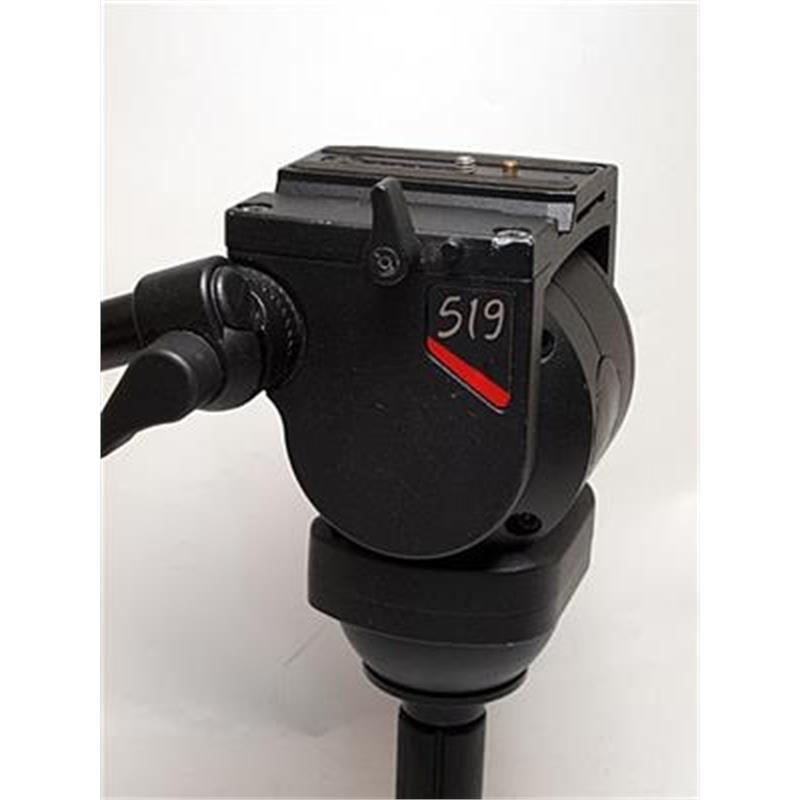 Manfrotto MN519 Pro Fluid Head Thumbnail Image 1