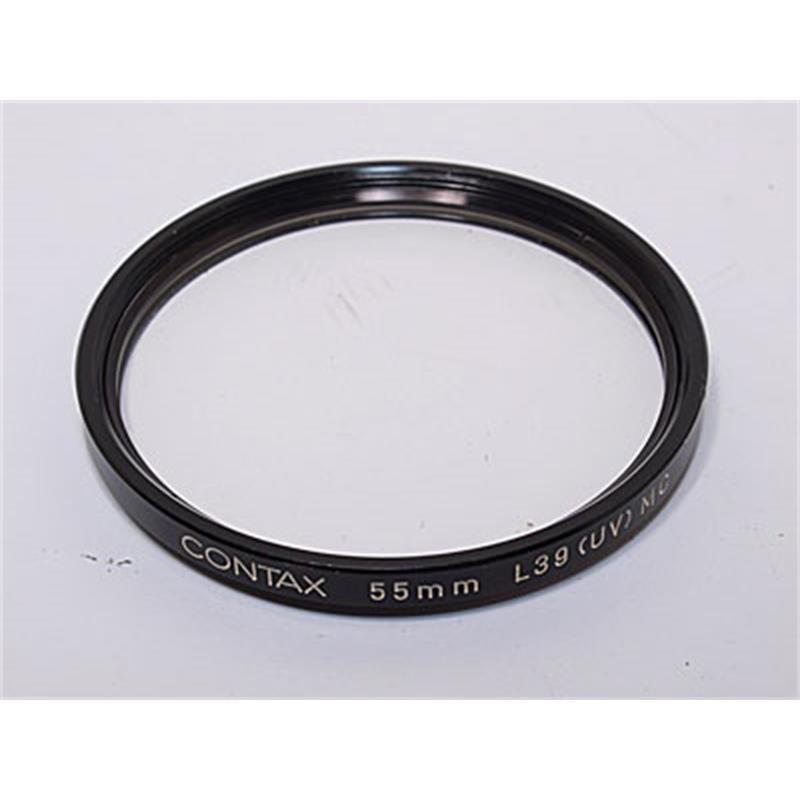 Contax 55MM L39 UV filter Image 1