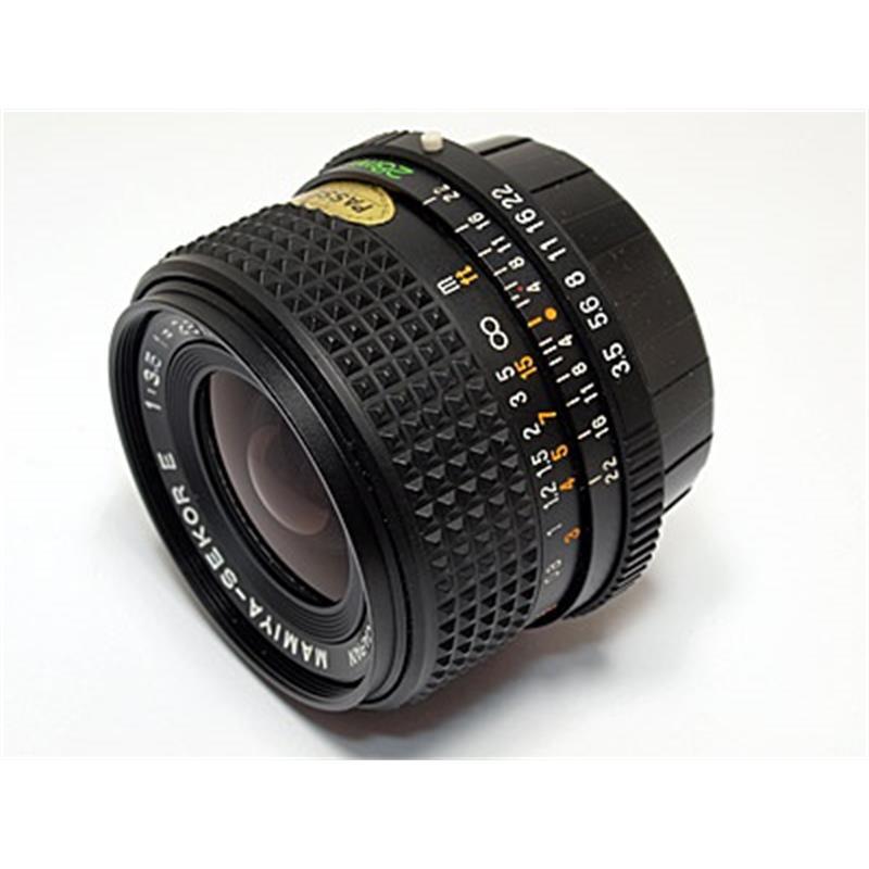 Mamiya 28mm F3.5 Sekor E Thumbnail Image 2