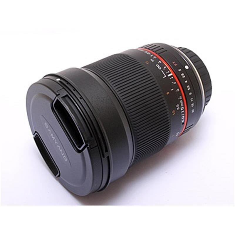 Samyang 16mm F2.0 ED AS UMC CS - 4/3rds Thumbnail Image 2