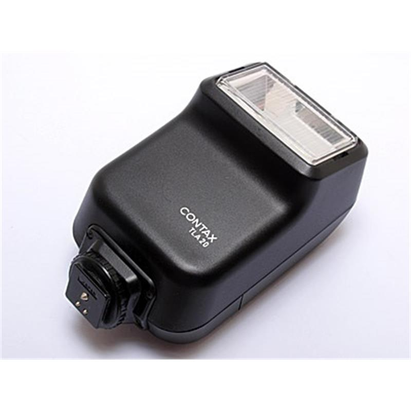 Contax TLA20 Flash + Accessory Cables Thumbnail Image 2