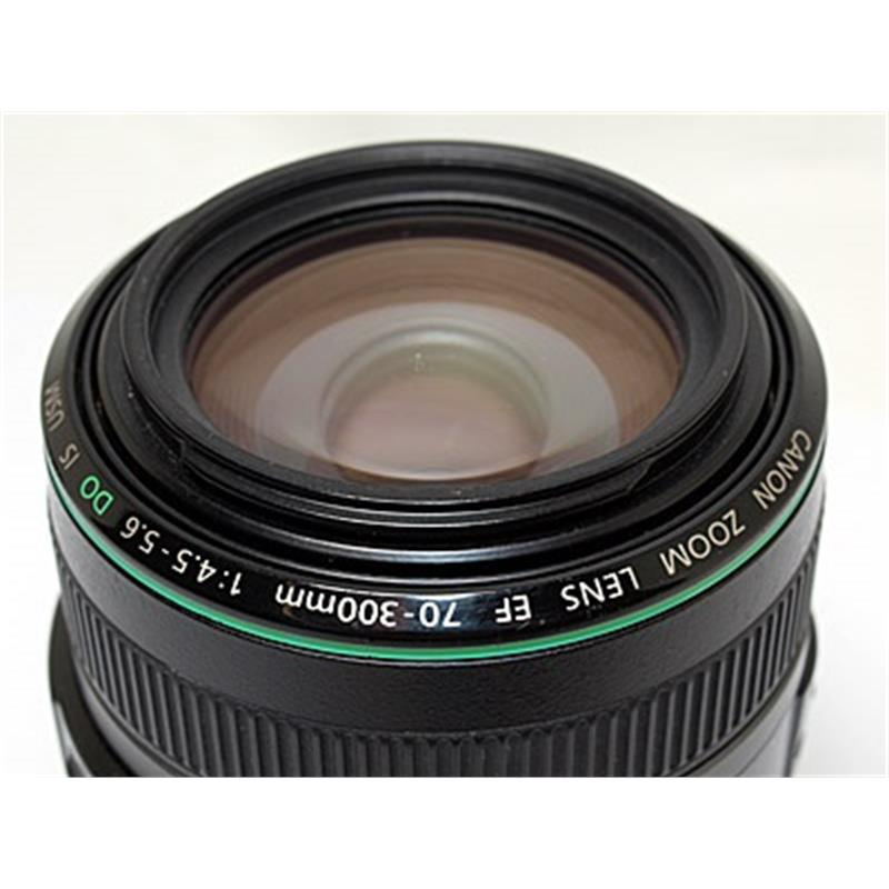Canon 70-300mm F4.5-5.6 DO IS USM Thumbnail Image 0
