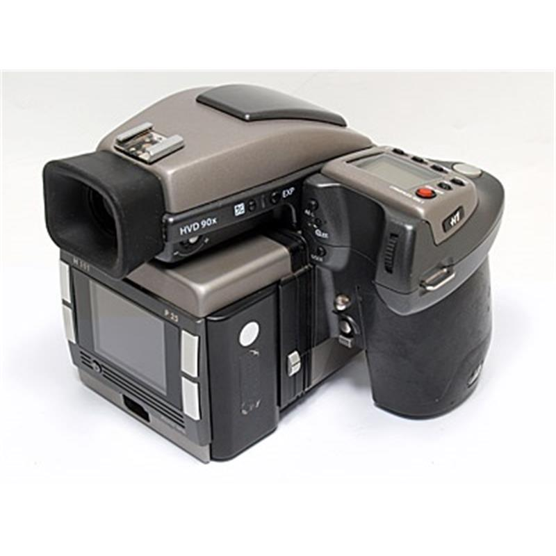Hasselblad H1 Body + Prism + P25 Digital Back Thumbnail Image 0