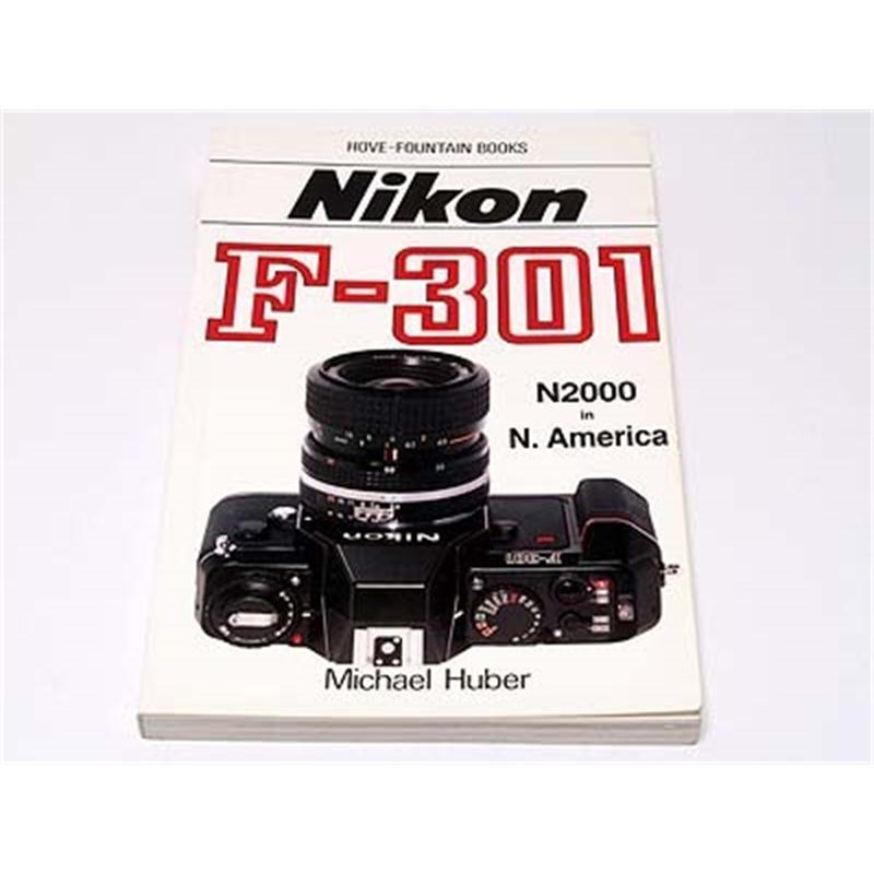 Hove Foto Books Nikon F-301 Image 1