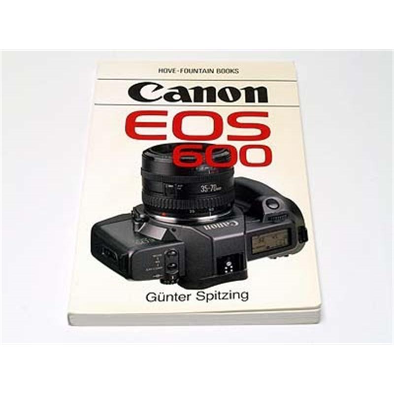 Hove Foto Books Canon EOS 600 Image 1