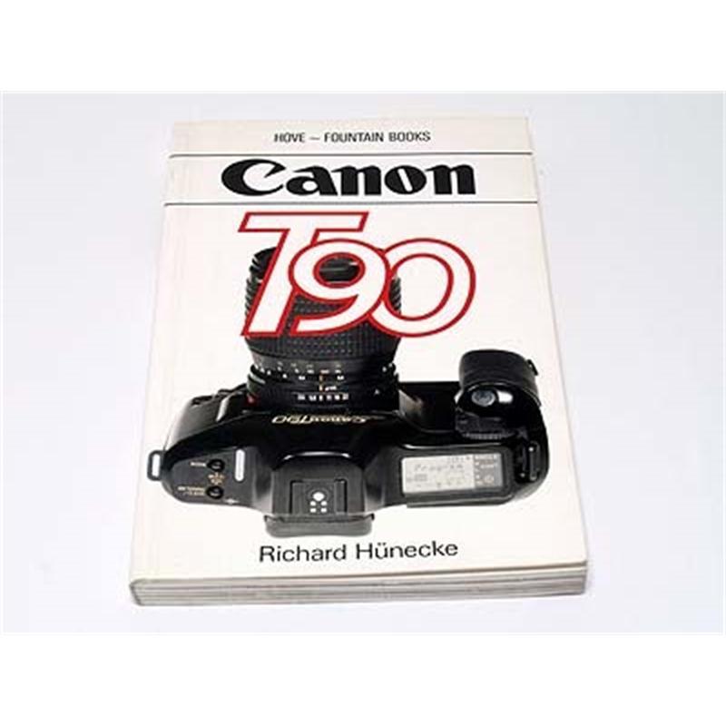 Hove Foto Books Canon T90 Image 1
