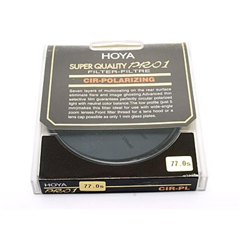 Hoya 77mm Pro1 Circular Polariser Image 1