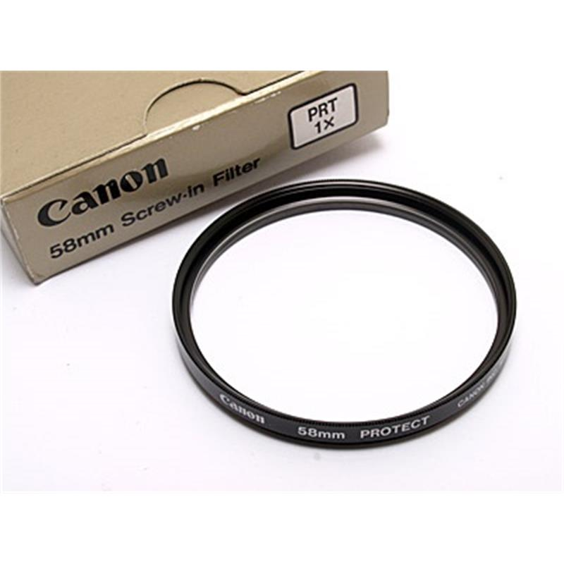 Canon 58mm Protection  Image 1