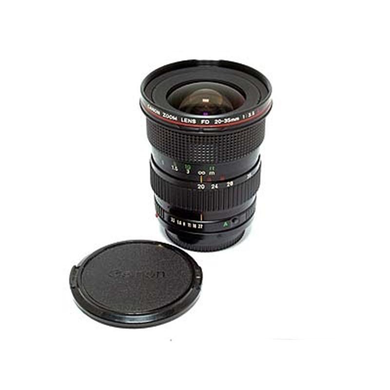 Canon 20-35mm F3.5 FD L Thumbnail Image 1
