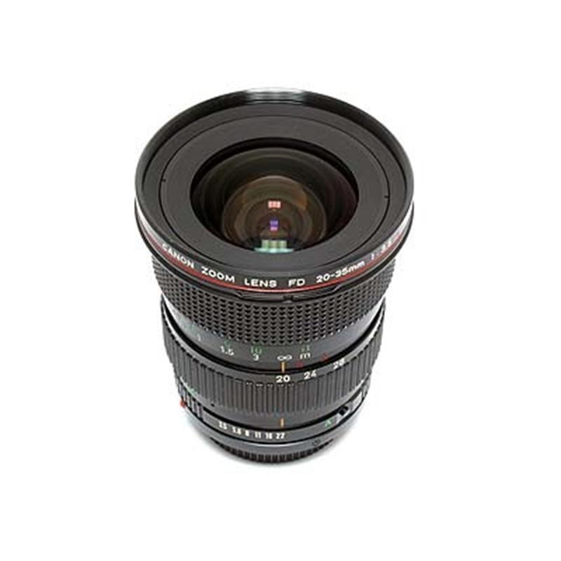 Canon 20-35mm F3.5 FD L Thumbnail Image 0