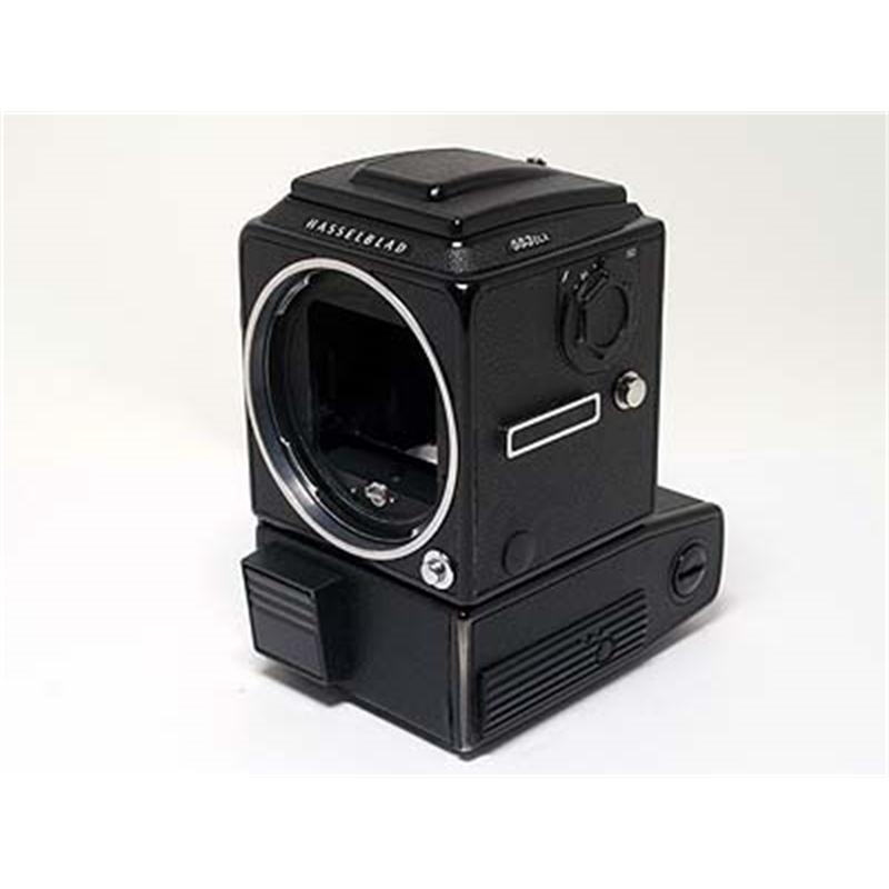 Hasselblad 553ELX Body Only - Black Thumbnail Image 0