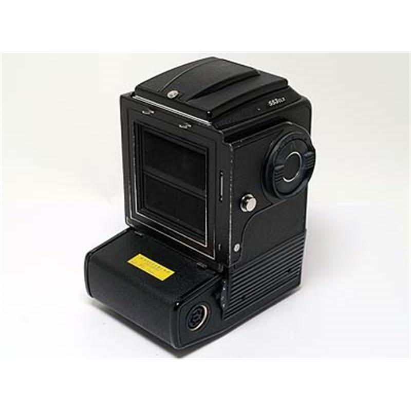 Hasselblad 553ELX Body Only - Black Thumbnail Image 1