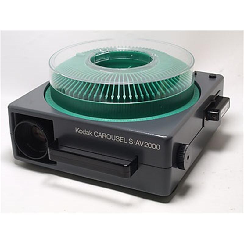 Kodak SAV2000 + 100mm Thumbnail Image 1