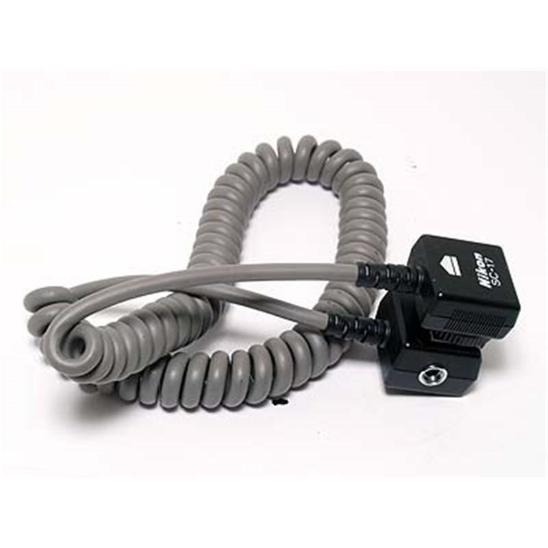 Nikon SC17 Flash Cord Image 1