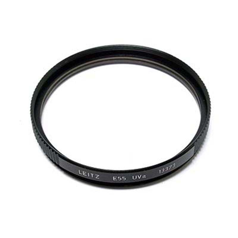 Leica E55 UVa - Black Thumbnail Image 1