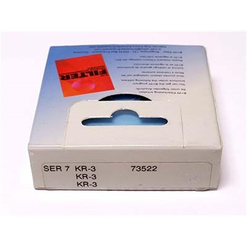 B+W Series 7 Warm KR3 (81B) Thumbnail Image 0