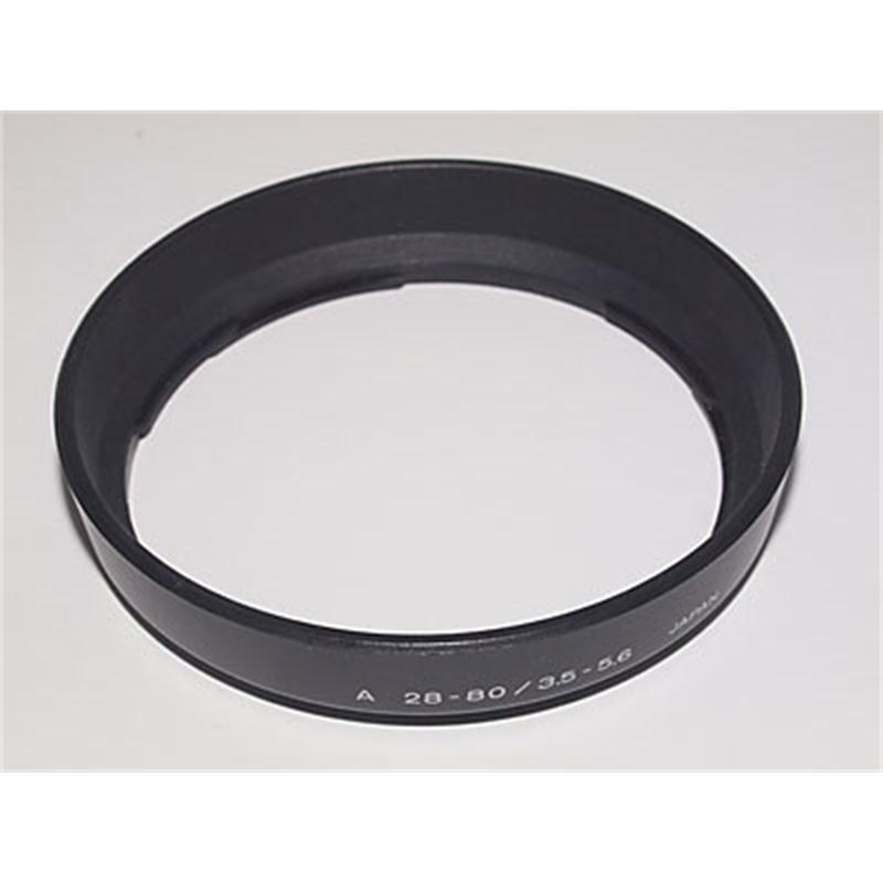 Minolta Lens Hood 28-80mm F3.5-5.6 AF Image 1