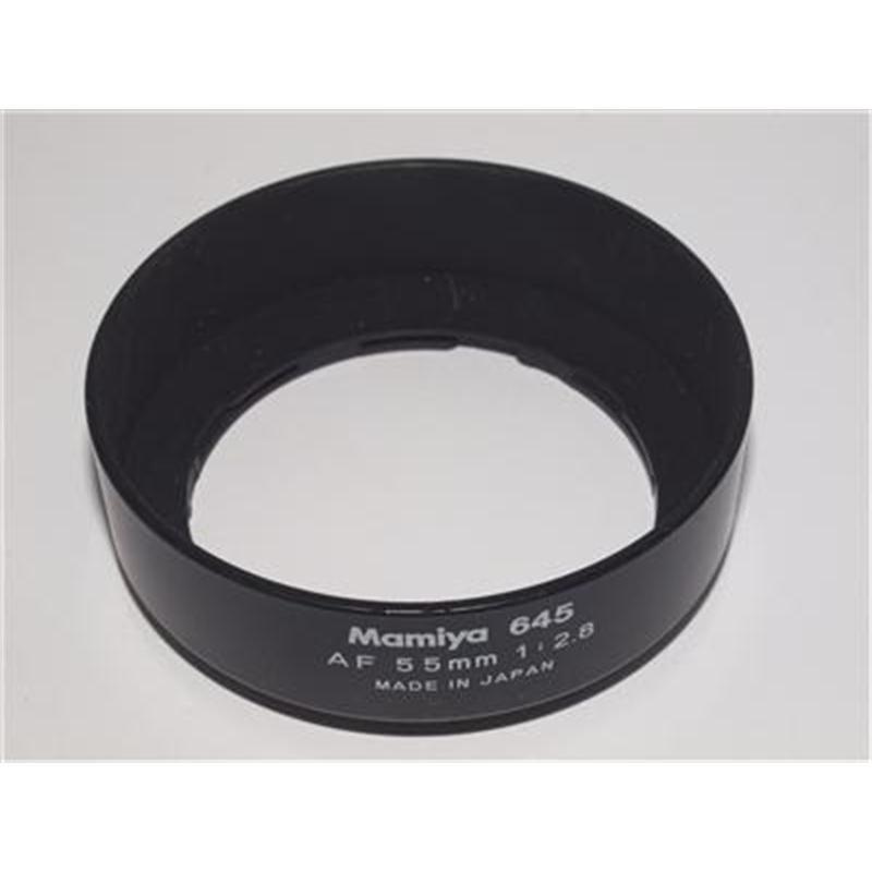 Mamiya Lens Hood 55mm F2.8 AF Image 1