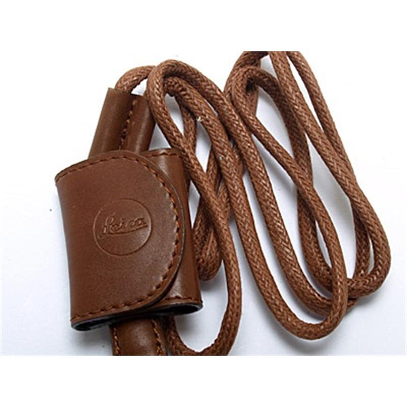 Leica Brown Carrying Strap & Accessory Case Image 1