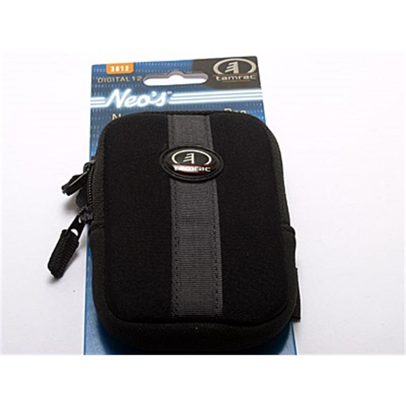 Tamrac Neos Digital 12 Case Black Image 1