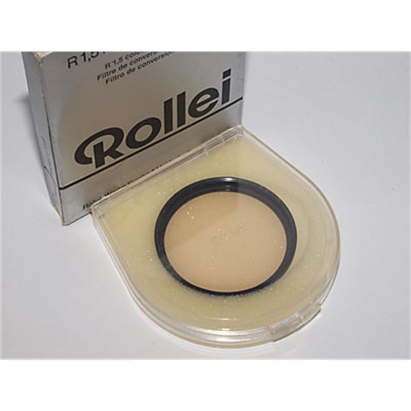 Rollei 49mm Warm R1.5 Image 1