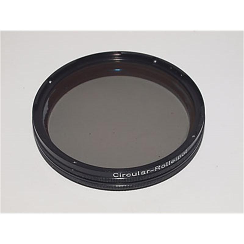 Rollei Bay 6 Circular Polariser Image 1
