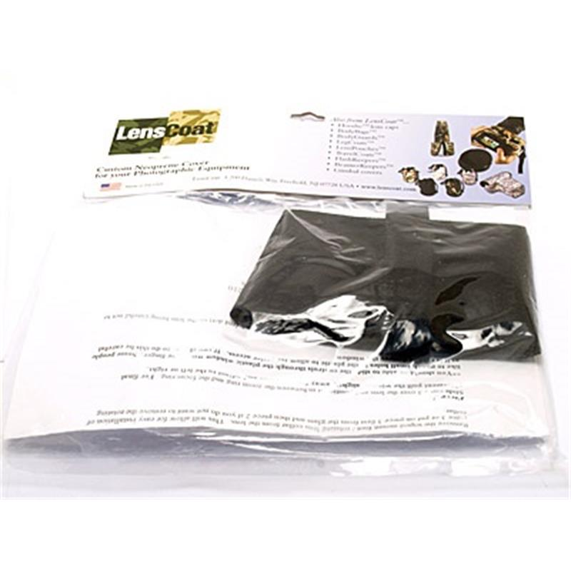 Lenscoat Canon 70-200mm F2.8 Black Covers Image 1
