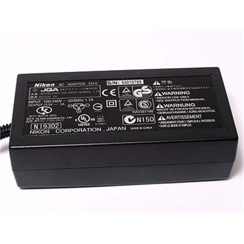 Nikon EH6 AC Adapter (D4/D3X/S/D2H)  Image 1