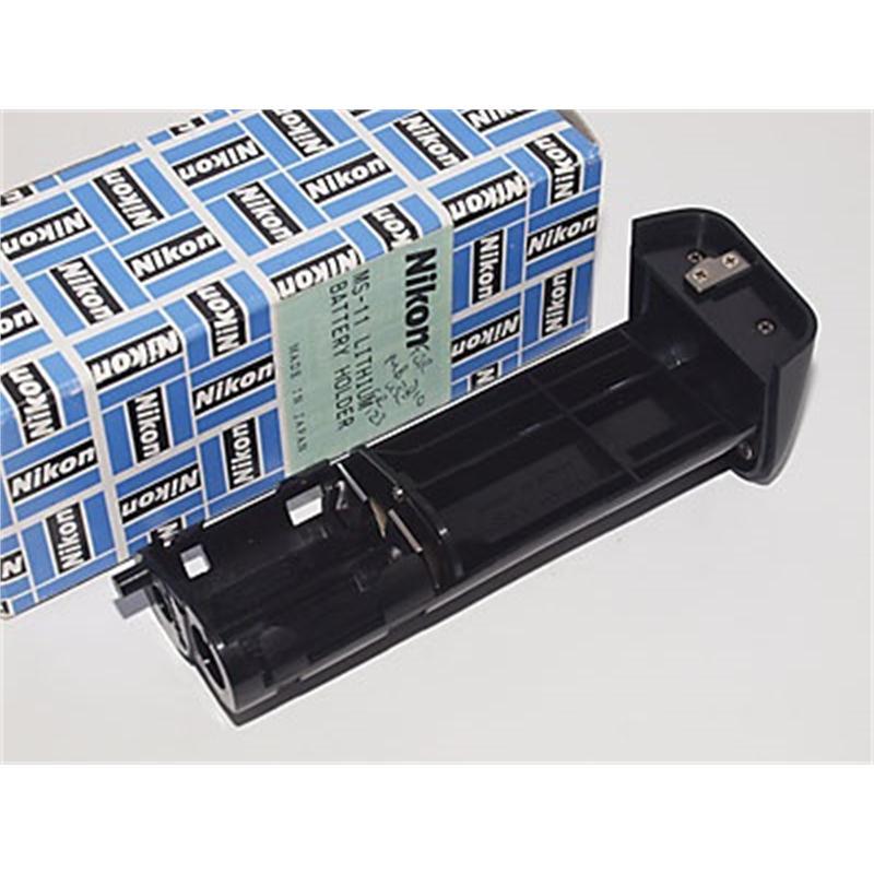 Nikon MS-11 Battery Holder (MB-10) Image 1