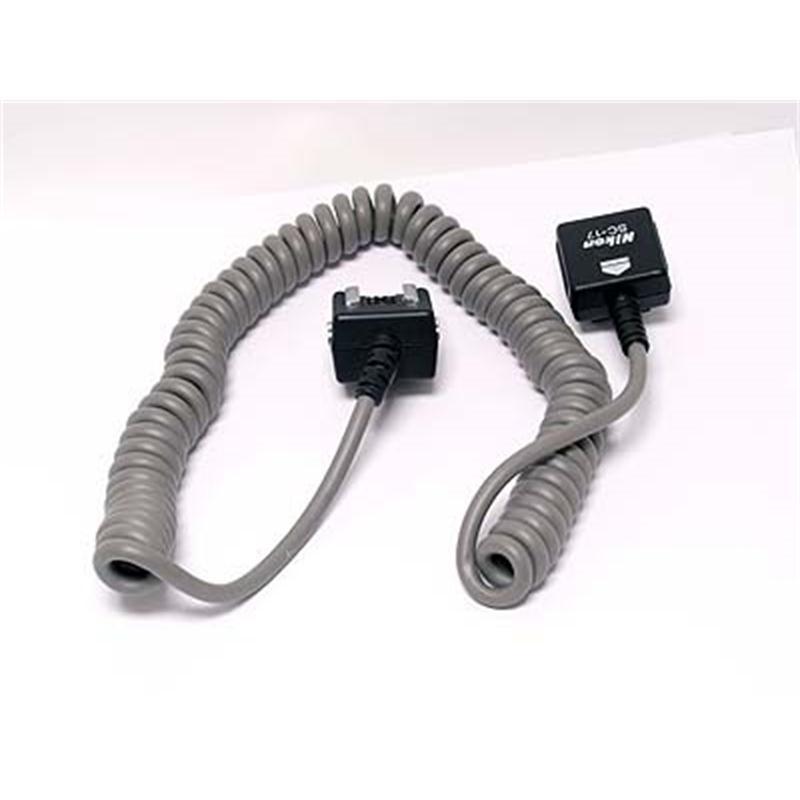 Nikon SC17 Flash Cord Thumbnail Image 2