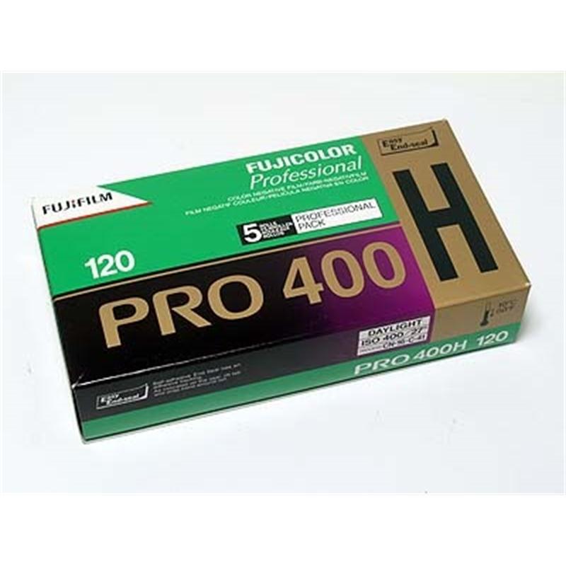 Fujifilm Pro 400H 120 Roll Film x1 Image 1