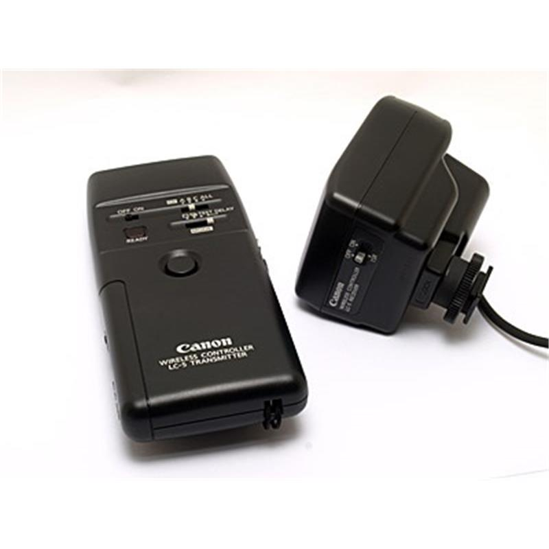 Canon LC-5 Wireless Remote Controller Set Thumbnail Image 0
