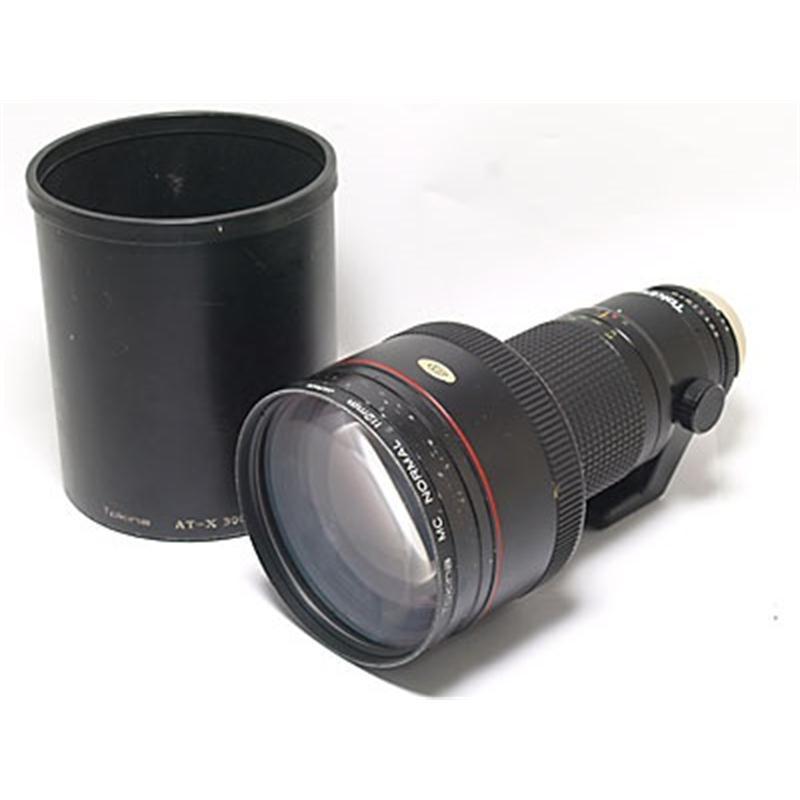 Tokina 300mm F2.8 ATX SD - Nikon Manual Thumbnail Image 2