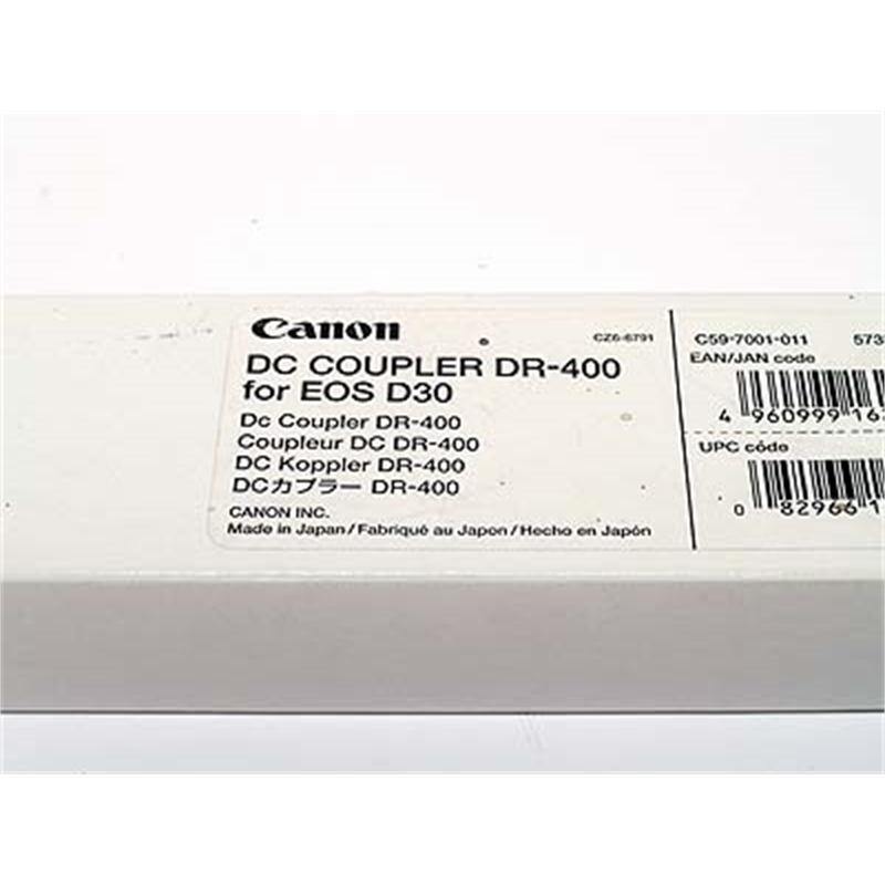 Canon DC Coupler DR400 Thumbnail Image 0