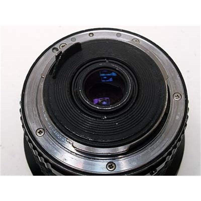 Pentax 20mm F2.8 SMC A Thumbnail Image 2