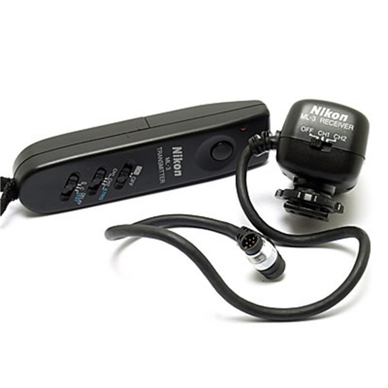 Nikon ML-3 Modulite Remote Set Thumbnail Image 1