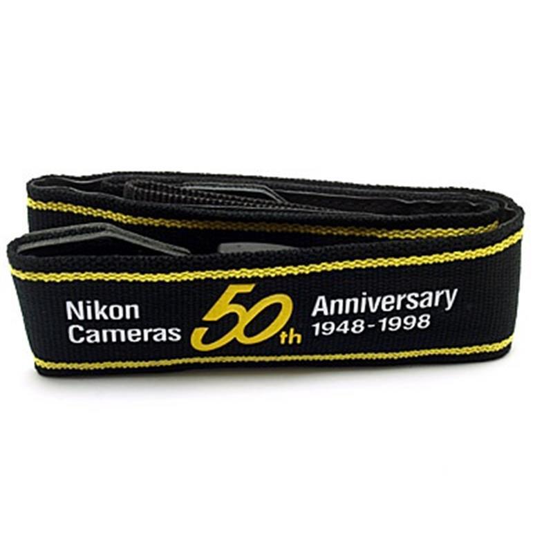 Nikon 50th Anniversary Strap  Image 1
