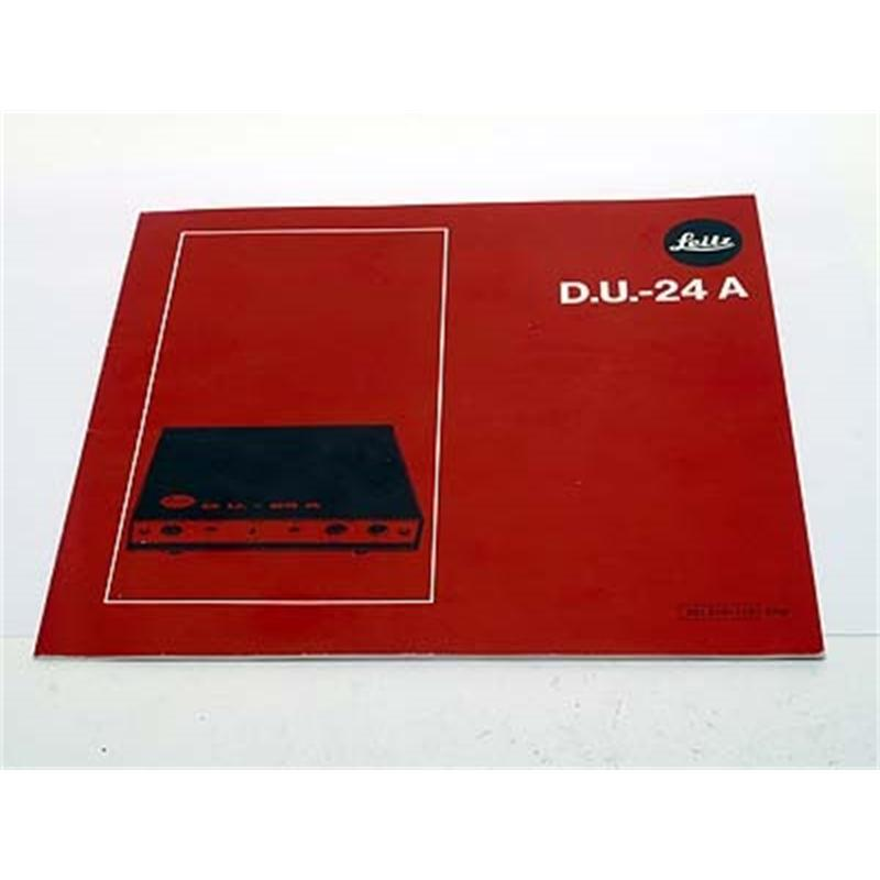 Leica DU-24A Dissolve Unit Thumbnail Image 0
