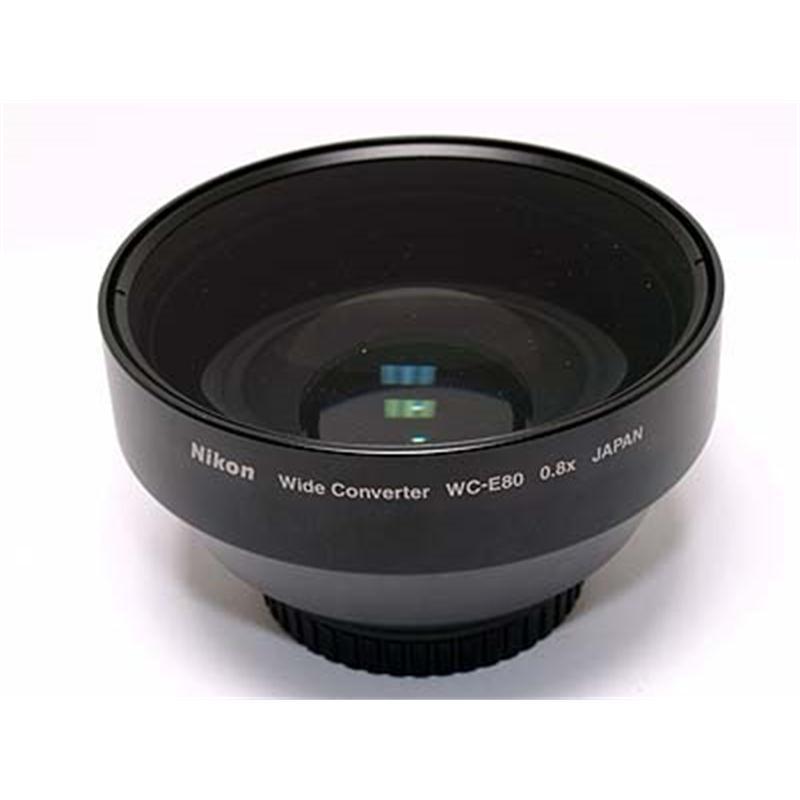 Nikon WC-E80 0.8x Wide Converter Thumbnail Image 2