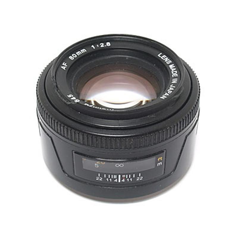 Mamiya 80mm F2.8 AF  Thumbnail Image 2