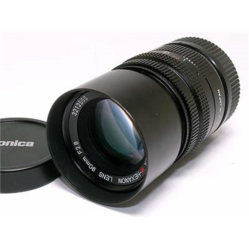 Konica 90mm F2.8 Hexanon M Thumbnail Image 1
