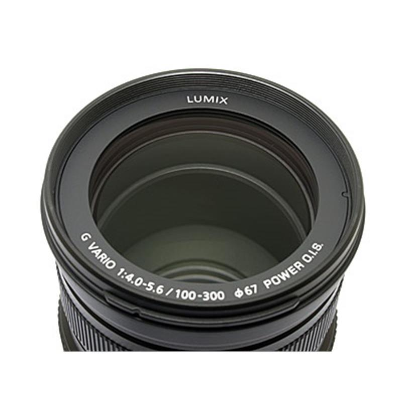 Panasonic 100-300mm F4.0-5.6 II Lumix G Vario   Thumbnail Image 0