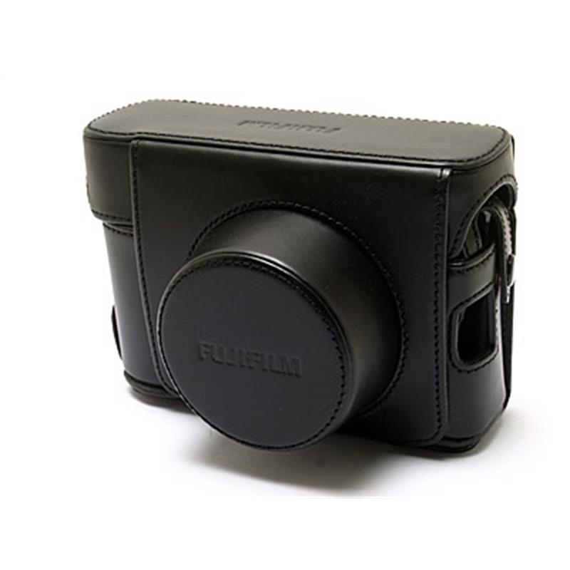 Fujifilm X100F BLC-X100F Premium Case - Black Thumbnail Image 2